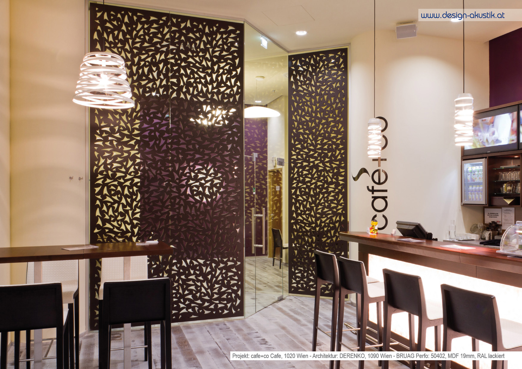 Room dividers wall claddings bruag ag - Panneau decoratif mural ...
